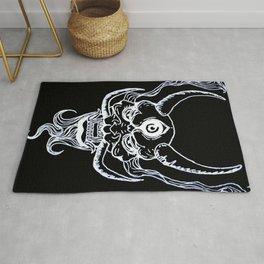Black Water Oni Rug