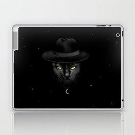 WITCHY CAT Laptop & iPad Skin