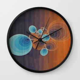 Infinit Wall Clock