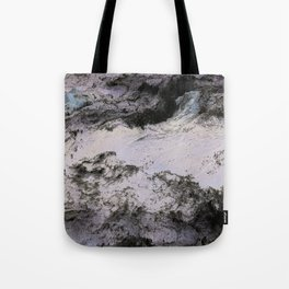 Abstract # 11 - Tell Me What Do You See Tote Bag