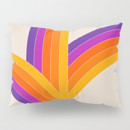 Bounce - Rainbow Pillow Sham