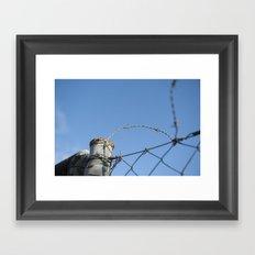 barrier #2 Framed Art Print