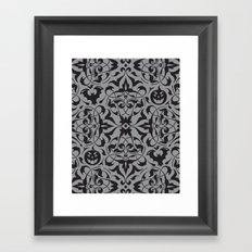 Gothique Framed Art Print