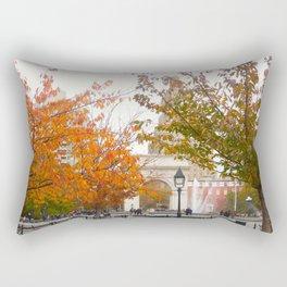 Fall in Washington Square Park, NYC 2 Rectangular Pillow