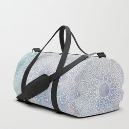 MANDALA CLOUDS Duffle Bag
