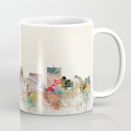 memphis tennessee skyline Coffee Mug