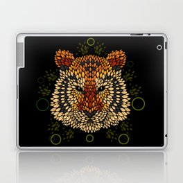 Tiger Face Laptop & iPad Skin