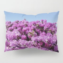 "View of ""Mount Rhodendron"" on a clear day Pillow Sham"