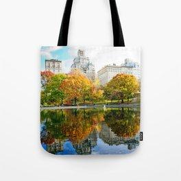 City's Autumn Tote Bag