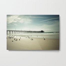 Summer Idyll Metal Print