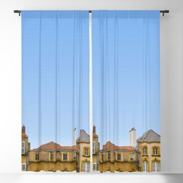Architecture - Buildings - Apartments - Facade. Little sweet moments. Blackout Curtain