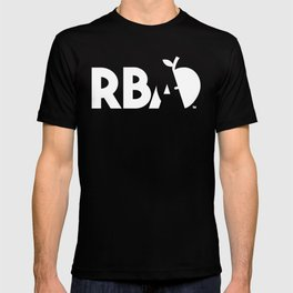 RBA Comics White Logo T-shirt
