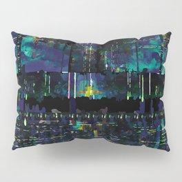 Glitch Odyssey Pillow Sham