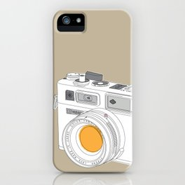 Yashica Electro 35 GSN Camera iPhone Case