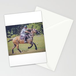 Buckskin Polo Pony Stationery Cards