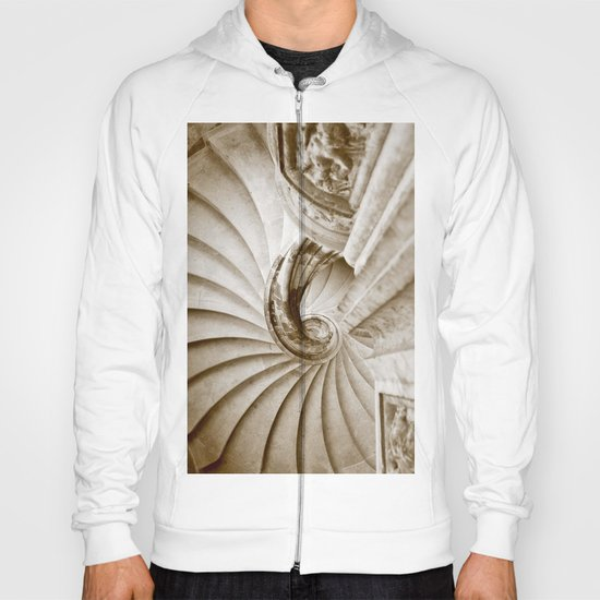 Sand stone spiral staircase 16 Hoody