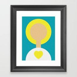 FAITH & HOPE Framed Art Print