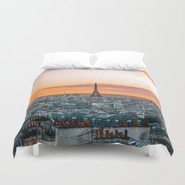 Paris City Duvet Cover