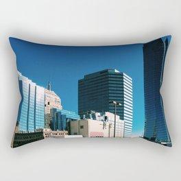 Downtown OKC Rectangular Pillow