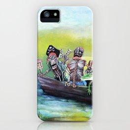 Pirate Booty Beach iPhone Case