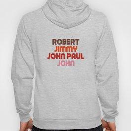 Robert Jimmy JohnPaul John Hoody