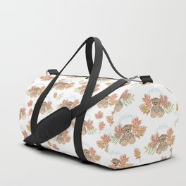 Autumn Bears Duffle Bag