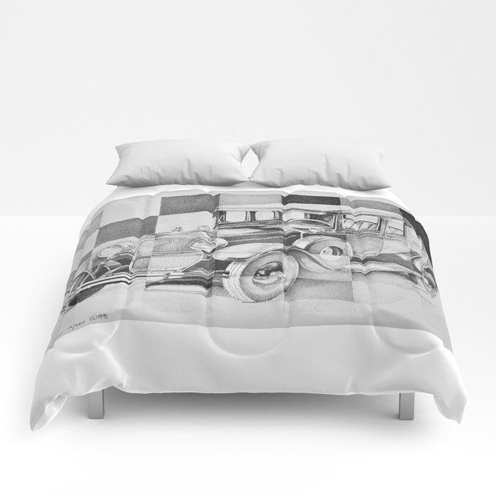 Packard Comforters
