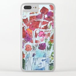 Juste pour toi Clear iPhone Case