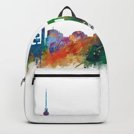 Berlin Skyline Backpack