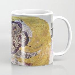 Golden Toroidal Toroids of Love Coffee Mug