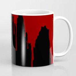 Dripping Blood Coffee Mug