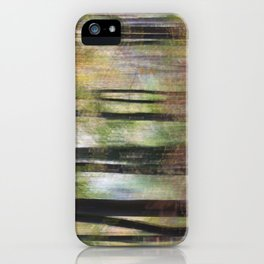 Autumnal Movement iPhone Case