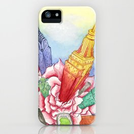 Spring NY iPhone Case