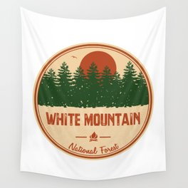 White Mountain National Forest Wall Tapestry