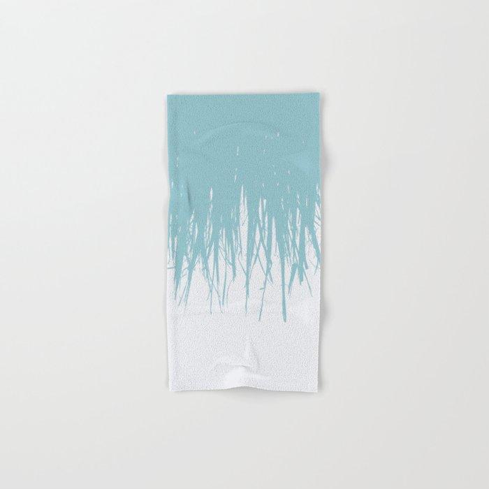 Fringe Salt Water Hand & Bath Towel