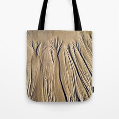 The Forest In The Sand Tote Bag