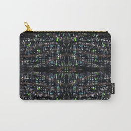 Green Lights At Night Carry-All Pouch