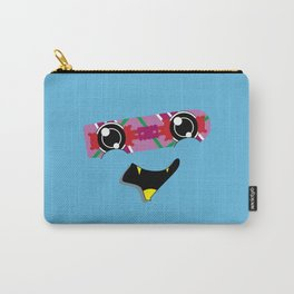 FUTURE feat. Back To The Future (Original Character Art) Carry-All Pouch
