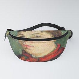 """Paul Gauguin - La fille du patron """"The Boss's Daughter"""" (1886) Fanny Pack"""