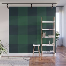 rainforest pattern Wall Mural