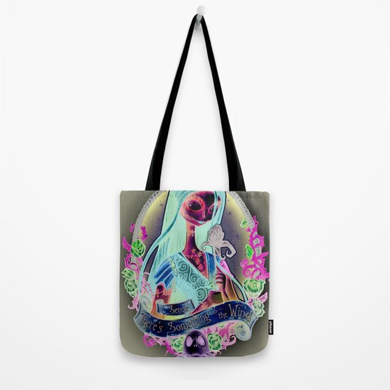 """""""Something In the Wind"""" Tote Bag"""