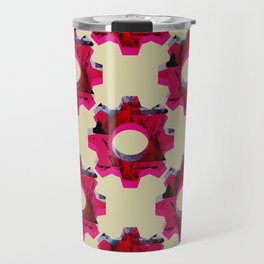 IMPROBABLE GREASE REEL pat. Travel Mug