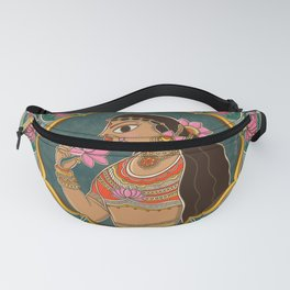 The Queen of Lotua Fanny Pack