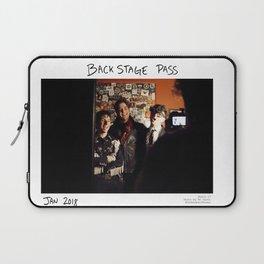 Birds in the Boneyard, Print 17: Backstage Pass Laptop Sleeve