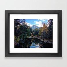 From Sentinel Bridge Framed Art Print