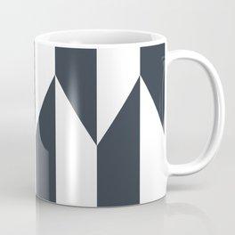 Navy arrows Coffee Mug