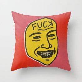 Me my whole life: Throw Pillow