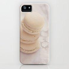 Vanilla Macarons iPhone (5, 5s) Slim Case