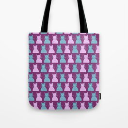 Cat Duo Tote Bag