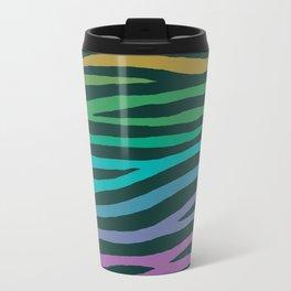 wildlife dreamcoat - zebra 2 Metal Travel Mug